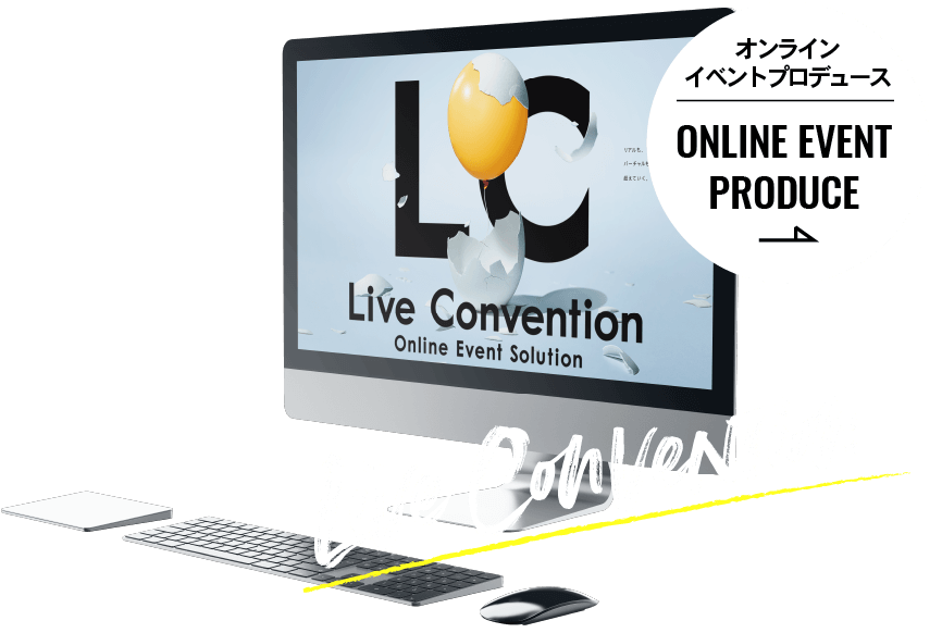 LIVE CONVENTION