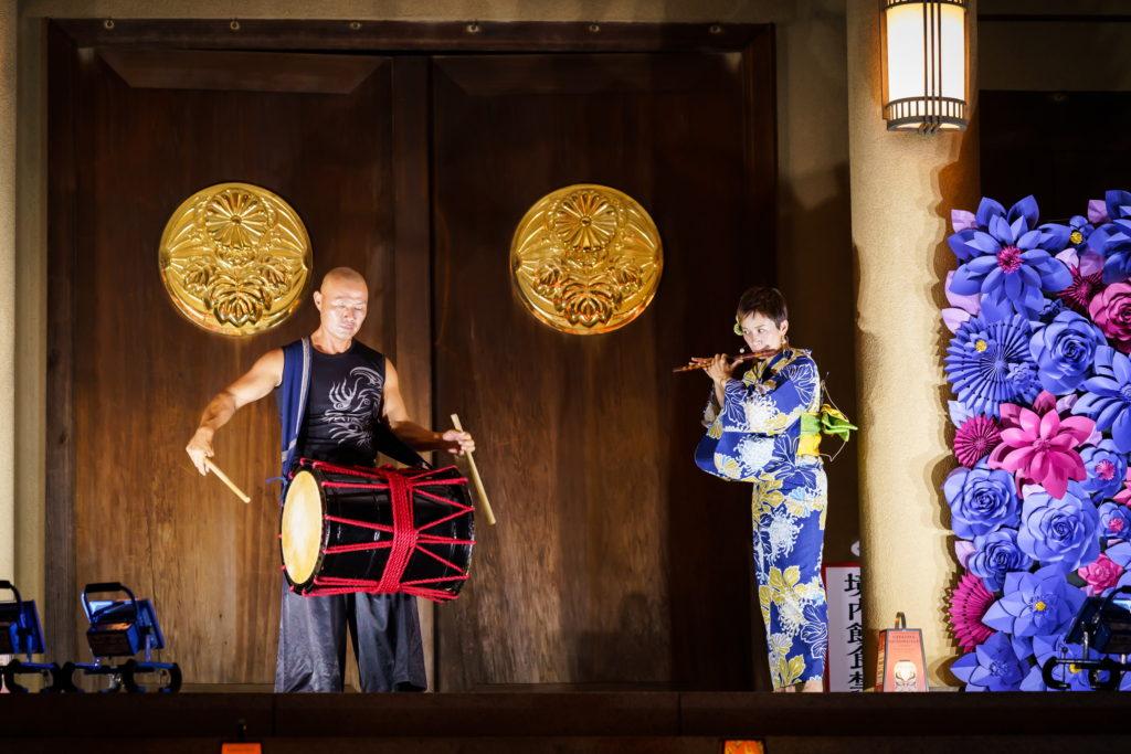オトナ 大人夏祭り 原宿 東郷神社 オシャレ