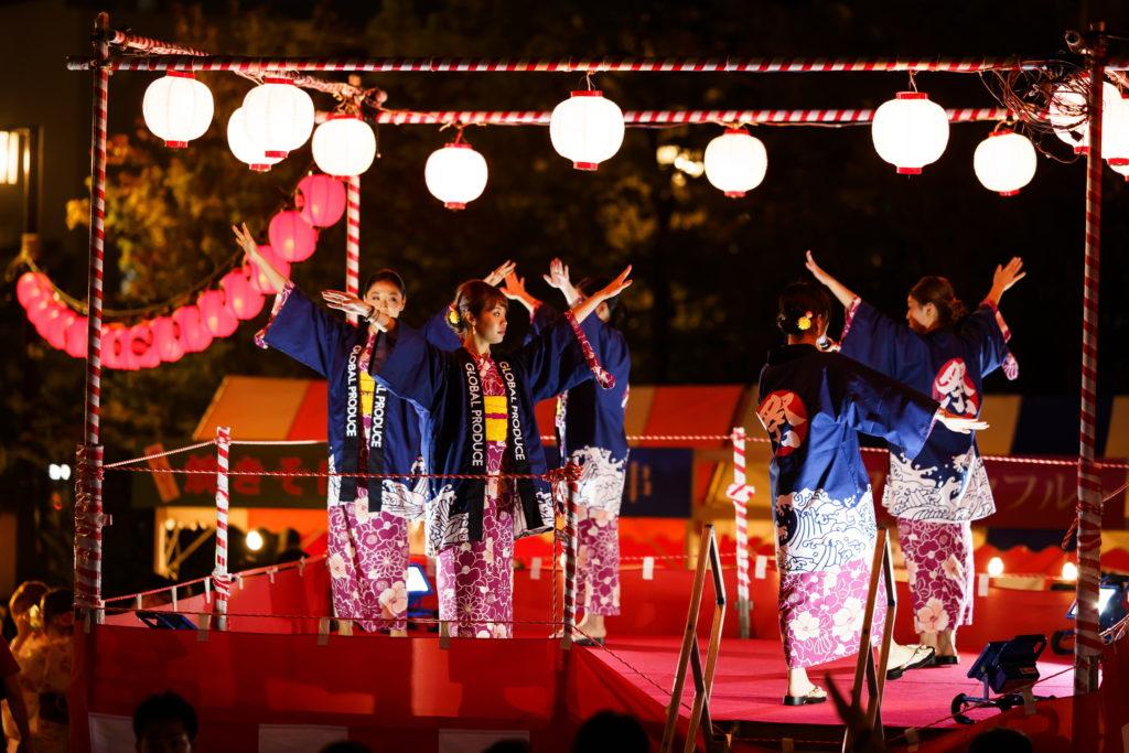 オトナ 大人夏祭り 原宿 東郷神社
