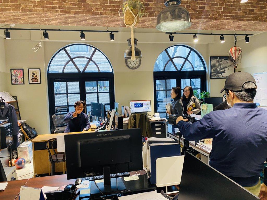 GLOBAL PRODUCE オフィス