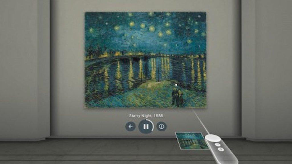 Google Arts&Culture VR