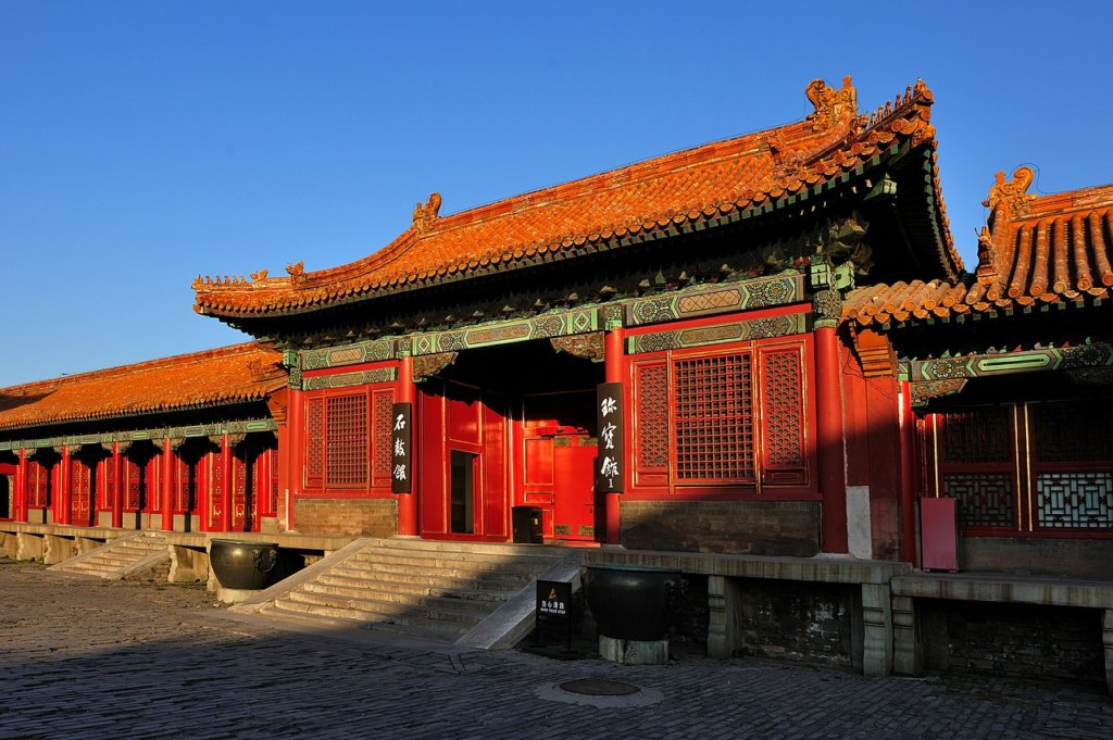 中国 歴史 建造物