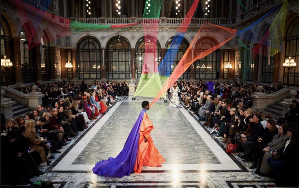 ファッションウィーク、コロナ危機、ロンドンファッションウィーク