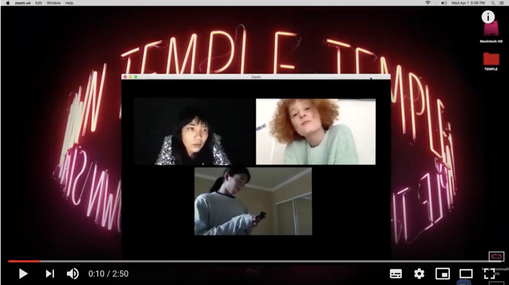 リモート、MV、Thao & The Get Down Stay Down、Phenom