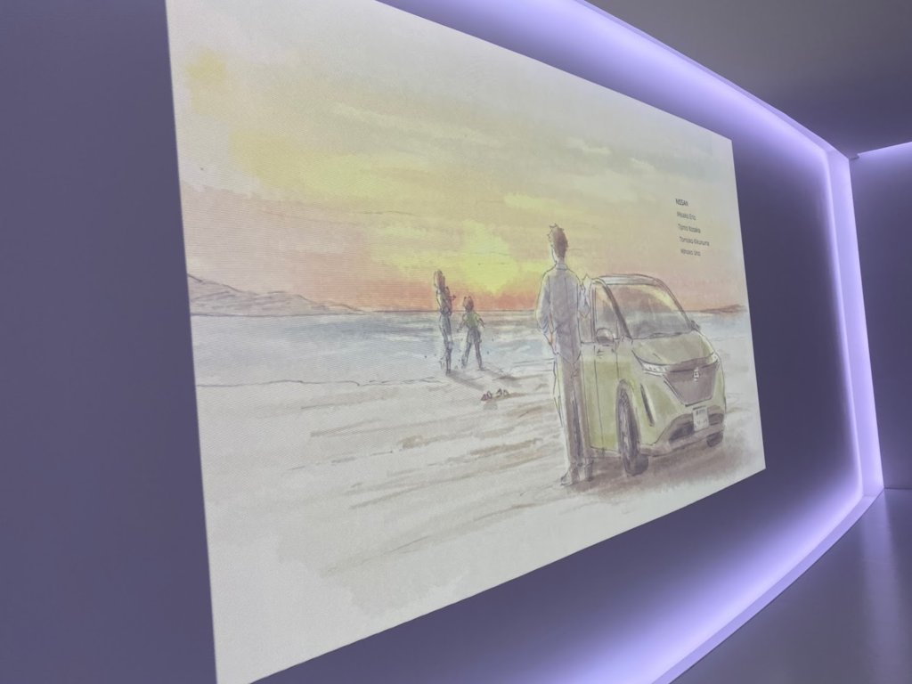 NISSAN PAVILION 日産 ニッサンパビリオン THE LIFE 体験 レポート