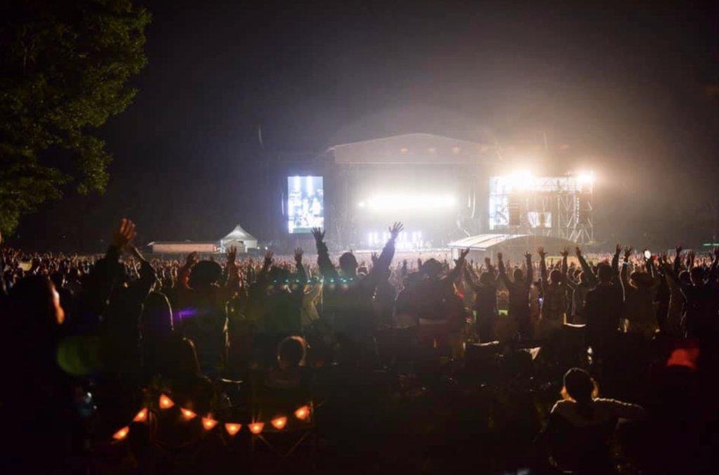フジロックフェスティバル'20  ライヴ オン ユーチューブ オンラインライブ オンラインフェス