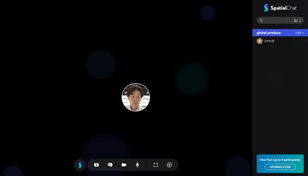 spatial.chat スペース すぺちゃ