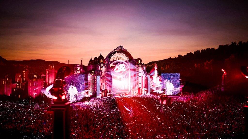 Tomorrowland イベント フェス オンラインライブ