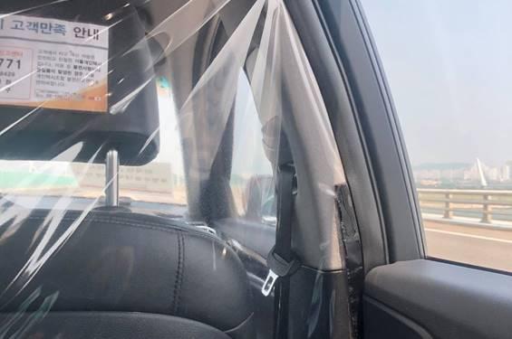 入国者用タクシー