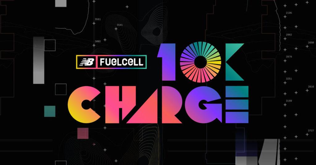 オンラインスポーツイベント、スポーツイベント、オンライン、バーチャル、NB FuelCell 10K CHARGE