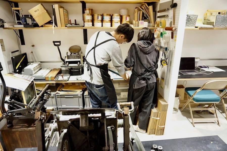 コワーキングスペース、東京、ユニーク、クリエイティブ、インスピレーション、Printworks Studio Shibuya