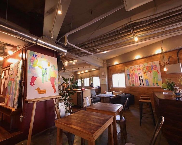 コワーキングスペース、東京、ユニーク、クリエイティブ、インスピレーション、Impact Hub Tokyo