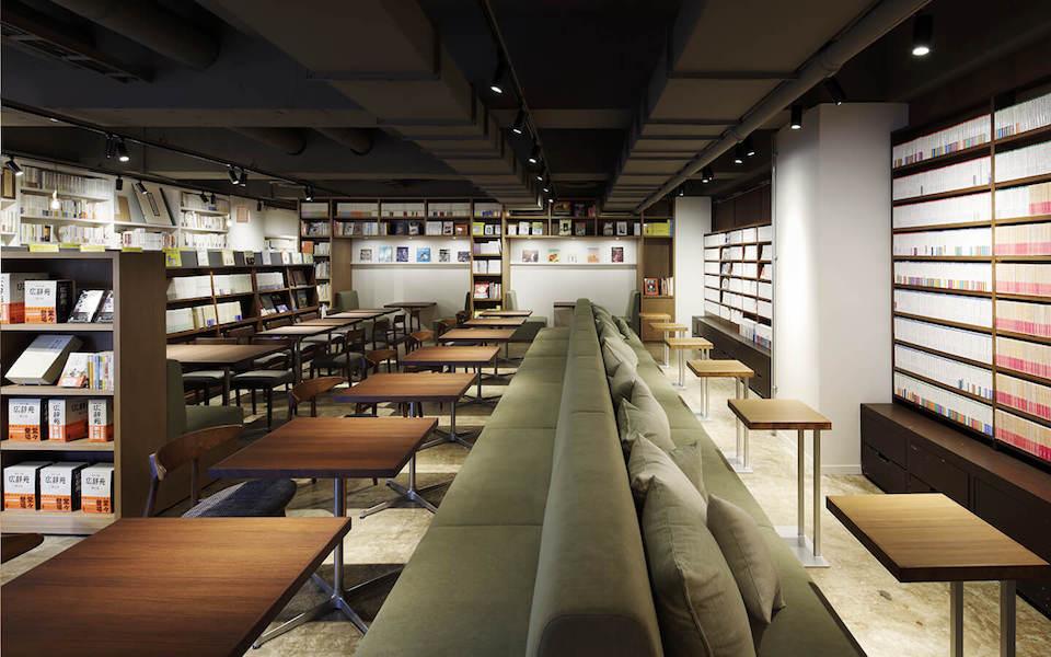 コワーキングスペース、東京、ユニーク、クリエイティブ、インスピレーション、神保町ブックセンター
