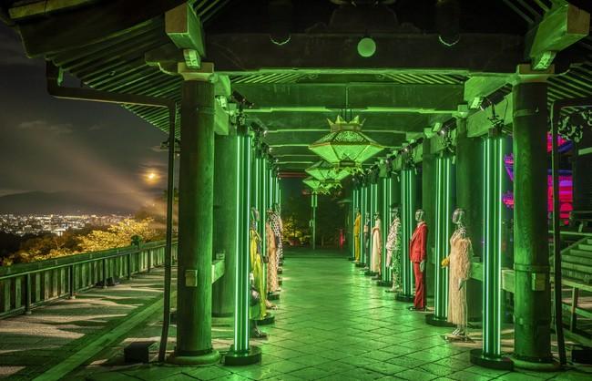 100周年、イベント、京都、ファッション