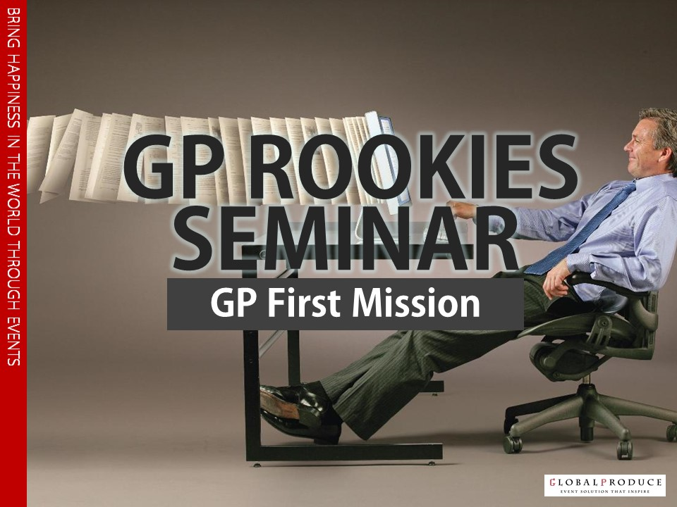 GP FIRST MISSION